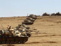 Pemerintah Suriah Kecam Intervensi Militer Turki