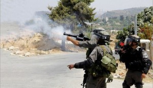 استشهاد فلسطيني برصاص الجيش الاسرائيلي بالضفة