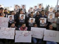 Ribuan Demonstran di Amman Tuntut Pembalasan Darah Pilot Yordania
