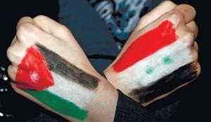 yordania suriah