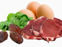 20 Makanan Kaya Zat Besi