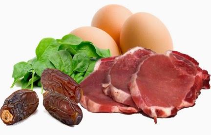 20 Makanan Kaya Zat Besi Liputan Islam