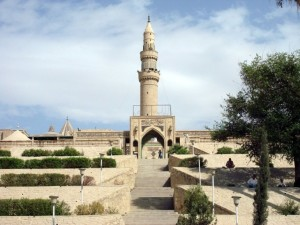 Makam Nabi Yunus. Klik untuk memperbesar