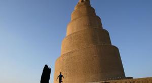 Masjid Agung Samara. Klik untuk memperbesar