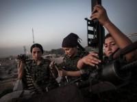 Pejuang Wanita Kurdi, Mengabdi untuk Negeri