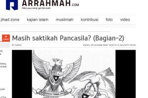 Pancasila arrhmah