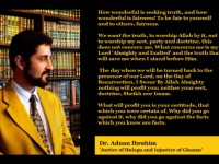 Dr Adnan Ibrahim, Ensiklopedi Hidup Dari Gaza