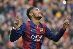 Neymar/reuters