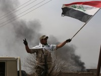 70-an Anggota ISIS Tewas, Bendera Irak Berkibar di RS Tikrit
