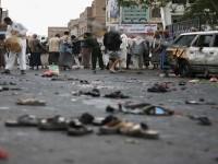 Korban Tewas Bom Bunuh Diri Yaman Jadi 140 Orang, Ansarullah Bersumpah Akan Membalas