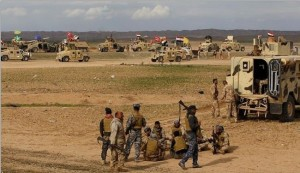 القوات العراقية تعثرعلى أجهزة تجسس إسرائيلية بحوزة الارهابيين