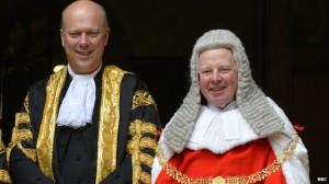 hakim inggris