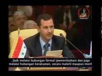 Bashar al-Assad: Tutup Kedutaan Israel