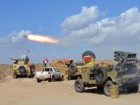 Belasan Teroris ISIS Terbunuh di Ramadi