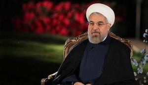 الرئيس روحاني يؤكد تسابق العالم للحوار مع طهران