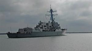 kapal USS Sterett