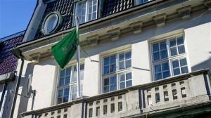 kedubes saudi di swedia