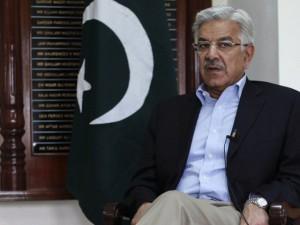 menhan pakistan-Khawaja Asif