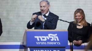 netanyahu menang pemilu