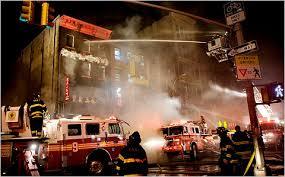 new york fire