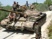 Pasukan Suriah Bergerak Maju di Hasakah dan Palmyra, Pasukan Kurdi Bebaskan Sarrin