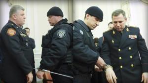 pejabat ukraina ditangkap