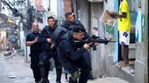 polisi brazil