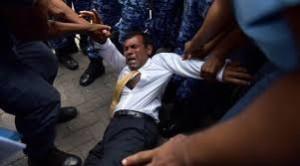 presiden maldives