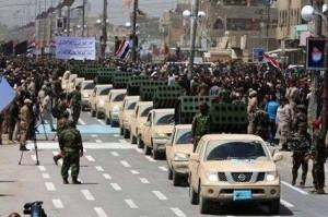 relawan irak al-hasyd al-sakbi
