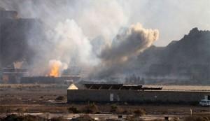 تواصل العدوان السعودي على اليمن في يومه الرابع