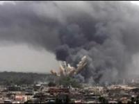 Stadion Digempur Pesawat Saudi, Puluhan Orang Tewas di Yaman