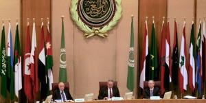 sidang liga arab di mesir