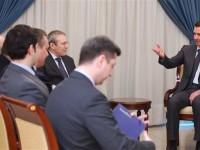 Assad Optimis Pada Upaya Rusia Mencari Solusi Bagi Krisis Suriah