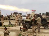 Operasi Ganyang ISIS di Tikrit Libatkan Ribuan Sunni Irak