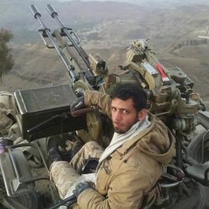 Foto asli dari Yemen Post, bintang segilima.