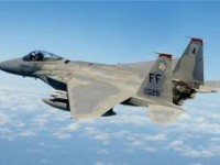 Jet tempur F-15 buatan AS