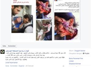 Foto palsu-asli libya