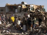 Koalisi Saudi-UEA Lancarkan Serangan Mematikan di Ibu Sana'a