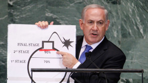 Netanyahu Jelek