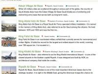 Pangkalan militer AS di Saudi