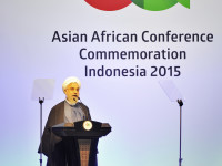 Presiden Rouhani: Hidupkan Kembali Dasasila Bandung