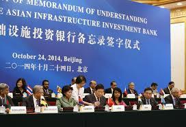 asian infrastruktur bank