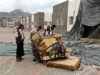 Pesawat Saudi  Terjunkan Paket Senjata Untuk Pasukan Pro-Hadi di Yaman