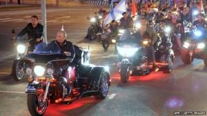 biker rusia