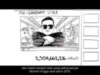 [Video] Psy dan Konferensi Asia Afrika