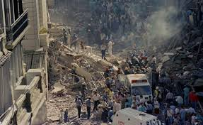 israel embassy bombing