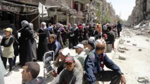 kamp yarmouk suriah