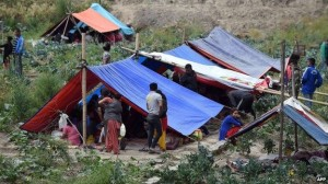 kampung tenda