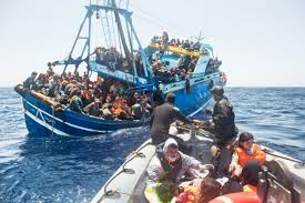kapal imigran itali