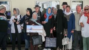 kereta wisata iran